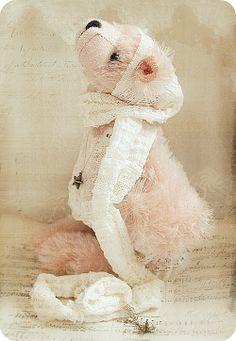Soft, furry teddy bears ♥