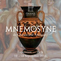 Dear Friends, Read about our next international exhibition: we are happy to announce you that we will be participating in the Rendez-Vous Paris, September 10-18, 2016. http://www.aboutaam.org/phoenix-ancient-art-to-be-part-of-le-rendez-vous/