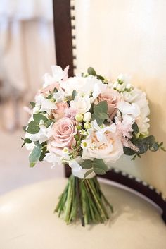 Bouquet Flowers Bride Bridal Pink Rose Beautiful Country House Wedding www.fionaswedding… Bouquet Flowers Bride Bridal Pink Rose Beautiful Country House Wedding www. Bridal Bouquet Pink, Bride Bouquets, Bridal Flowers, Flower Bouquet Wedding, Floral Wedding, Bouquet Flowers, Trendy Wedding, Romantic Wedding Flowers, Pink Rose Bouquet