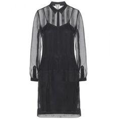 Burberry Brit - Bernice silk dress #silkdress #burberry #women #covetme #burberrybrit #katemoss #festival