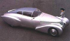 Hispano-Suiza H6C Dubonnet Xenia (1938)