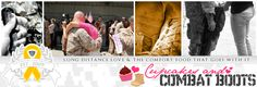 Cupcakes & Combat Boots: Surviving boot camp for spouses and SOs