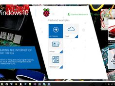 See home and outdoor information (Temperature, Humidity, Pressure etc.) at any Windows 10 device any time via Rpi2 and AllJoyn.  By Max Khlupnov.
