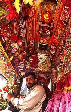 rather indepth look into the culture of Pakistani truck art by Tariq Rehman