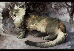 Кошки мира фэнтези - Миры фентези