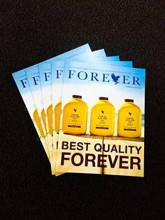 Kedves Forever Üzleti Partnereink!  Október 15-től már kapható a Forever Magazin legújabb száma. Az októberi Forever Magazinban olvashattok csodálatos siker történetekről, és megtudhatjátok, hogyan tudtok minél több követőt szerezni a közösségi oldalakon. Ha kíváncsi vagy, milyen izgalmakat tartalmaz magazinunk, ne habozz! Még a héten szerezd be!  Hajrá Forever!