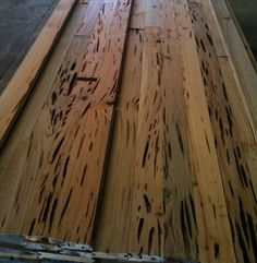 Pecky Sinker Cypress Smooth Planed 1x10