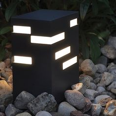 When designing your backyard, don't forget to carefully plan your lighting as well. Get great ideas for your backyard oasis here with our landscape lighting design ideas. Driveway Lighting, Backyard Lighting, Exterior Lighting, Pathway Lighting, Modern Landscape Lighting, Modern Lighting Design, Landscaping Software, Modern Landscaping, Landscaping Melbourne