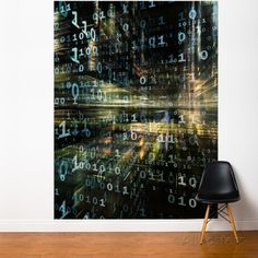In the Matrix Wall Mural at AllPosters.com