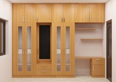 Buy Pampatar Wardrobe with Laminate Finish online in Bangalore. Shop now for modern & contemporary Bedroom designs online. COD & EMI available. Wall Wardrobe Design, Wardrobe Door Designs, Bedroom Closet Design, Bedroom Furniture Design, Master Bedroom Design, Bedroom Wardrobe, Ceiling Design Living Room, False Ceiling Design, Bedroom Cupboard Designs