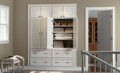 Exactly what my hall closet needs...beauty-- not utility:)