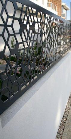 Gard model traforat Prahova