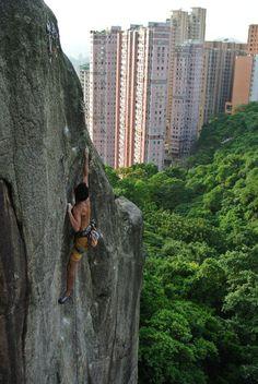 climbing & travelling