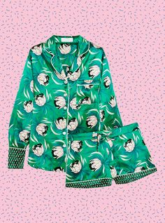15 Pajama Sets Too Chic To Wear To Bed +#refinery29