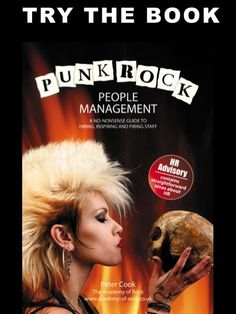 "FREE book - ""Punk Rock People Management"""