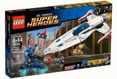 lego batman 3 new sets for 2015 | 76028 DC Comics : Darkseid Invasion - 75.99 € 76027 DC Comics ...