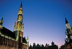 Brussels: Named one of the Best Places to Visit for Shopping in Europe #Fodors #BestofEurope