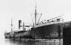 14 januari 1941  Het vrachtschip ss 'Buitenzorg' (1916)  van de Rotterdamsche Lloyd,  http://koopvaardij.blogspot.nl/2016/01/14-januari-1941.html