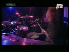 """Muse - Recess Live MCM  Café 1999 (High quality, best available  """"And the trains and planes are to blame..."""""""