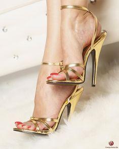 brand new e632d 26e39  sexylenasfeet  feet  highheels  mules  killerheels  toes  nails  sweetfeet