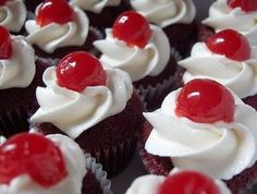 How To Make DIET Cherry Coke Cupcakes
