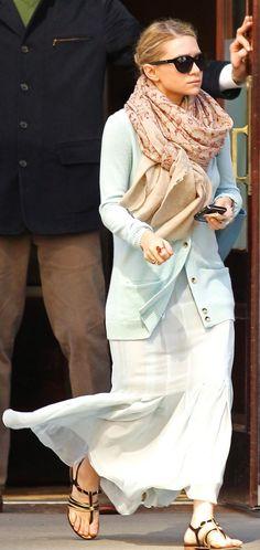 Ashley Olsen | #AutumnSummer #SoftAutumn #celebrity #AshelyOlsen