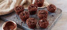 Amerikkalaiset suklaamuffinssit - Fazer