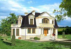 Projekt domu w stylu dworkowym LK&418. Projekt dworku. Mansion plan. Manor plan.  #projekt #domu #dom #projektdomu #projektydomow #projektydomów #budowa #buduje #buduję #budujedom #budujędom #house #houseplan #plan #architecture #modernhouse #modern #project #houseproject #dworek #dwór #dworkowy #wstyludworkowym #manor #mansion