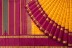 30 Ultimate Saree Colour Combinations For A South Indian Bride