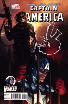 Captain America #612 - The Trial of Captain America Part 2; Underneath the Skin part 2 (Issue)