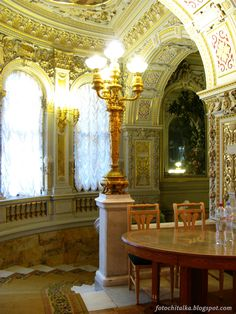 Парадная лестница Владимирского дворца - Дома учёных