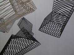 The Cages - Camille Henrot