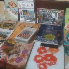 #quèfemalesbiblios recollir material #ulldecona per tenir un fons local de consulta al públic i poder-lo exposar #ulldeQna14 #quinquennals #festes #tradicions #programes #videos #igerslibrary #bibliotequescat @bibulldecona