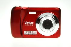 Vivitar Vivicam X018 10.1 Megapixel Digital Camera - Cranberry by Vivitar. $69.99. Take pleasure in using the sleek, elegant, and feature rich Vivicam X018 Digital Camera by Vivitar. With its impressive 10.1 Megapixel resolution, as well as anti-shake and red eye reduction tools, you'll be astonished at just how easy it is to take crisp and smooth photos. And with face and smile detection, every photo will be perfect. PICTBRIDGE capability allows you to easily connect the ...