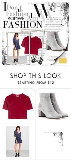"""""""Bez naslova #170"""" by ell-1997 ❤ liked on Polyvore featuring Balenciaga and Gianvito Rossi"""