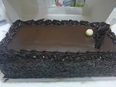 Masak Ala Mom Nayla: Double Coklat Mania