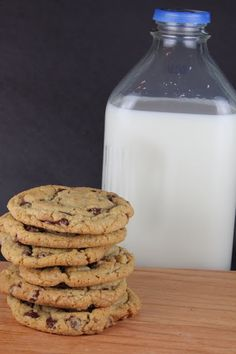 Perfect Organic Chocolate Chip Cookies | Generation Y Foodie. Made these and they were fabulous!!!