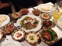 Le Mezzé du Liban - Paris