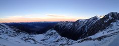 #Panorama of #Kitzsteinhorn
