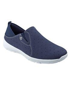 Navy Getflex Walking Shoe