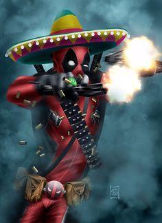 34 Ideas For Funny Marvel Deadpool Deviantart Comic Book Characters, Marvel Characters, Comic Character, Comic Books Art, Comic Art, Deadpool Art, Deadpool Funny, Deadpool Stuff, Deadpool Pics