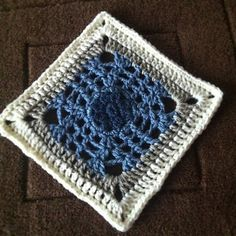 Ravelry: Project Gallery for 22 Forget Me Not pattern by Margaret Hubert