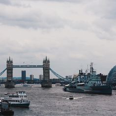 London Landmarks - Tower Bridge