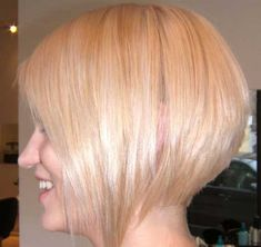Asymmetrical and Inverted Bob Hairstyles