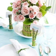 Easy Easter Centerpieces and Table Settings from Better Homes & Gardens