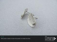 www.amarudiseno.com @amarudiseno #joyería #joyería contemporanea #jewelry #contemporary jewelry #earrings #aretes #fashion #design #diseño #handmade #Hecho a mano
