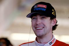 "Snapshot: Phoenix Saturday, March 12, 2016 Aim high  ""The main goal is to win. We are not really here to points race. I want to win races."" Sunoco Rookie of the Year candidate Ryan Blaney (Wood Brothers Racing) Photo Credit: Photo by Jonathan Ferrey/NASCAR via Getty Images"
