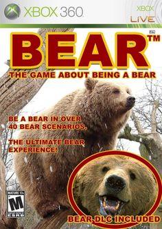 The Best Bear Simulator I've Ever Played