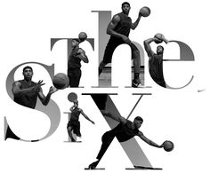 Nike / The Six / Design: HORT. Although I'm not a big fan of Lebron James, I really like the design of this poster or flyer whatever you want to call it. It is very creative with the way they used white space but also his pictures. This inspires me because I want to be able to make designs like this.