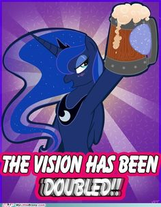 If you have one more Luna it will be tripled.